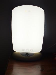 lichttherapielamp